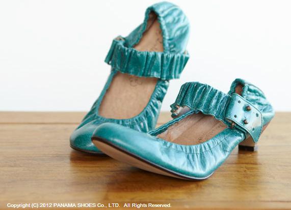 写真-パナマシューズホームページより抜粋:パナマシューズで作られた靴底の柔らかい歩きやすい靴