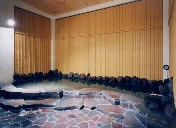 露店岩風呂