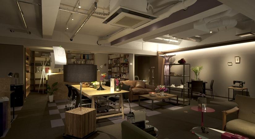 写真:シェアオフィス「place#001」
