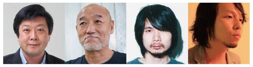 左から鈴木さん、名児耶さん、山縣さん、今村さん