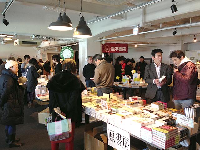 ブックマルシェや一箱古本市など本にまつわるイベントは多い