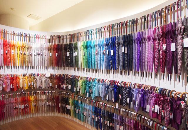 77色から選べる傘