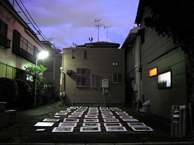 東京芸大のお膝元ということもあり、写真展などアートスペースとしての活用も