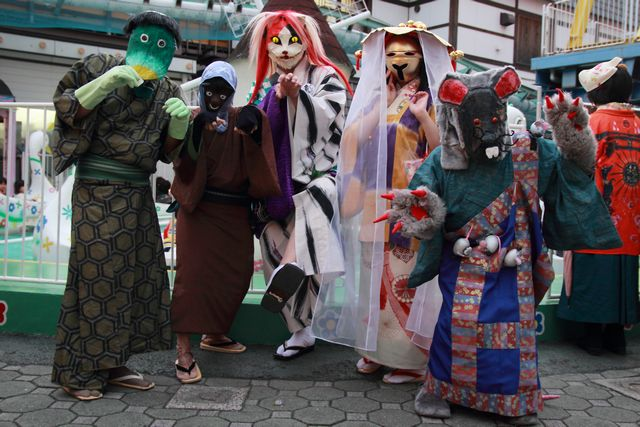 浅草花やしきハロウヰン妖夜祭