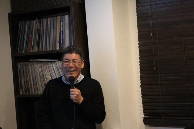 高山聡さん(写真:コウトーク運営委員会)