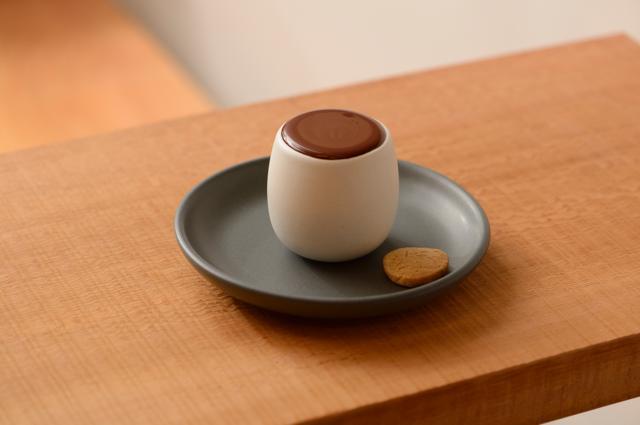 人気の「ヨーロピアンホットチョコレート」。